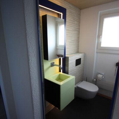 Badmöbel mit Spiegelschrank 1335