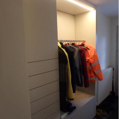 Garderobe 16027