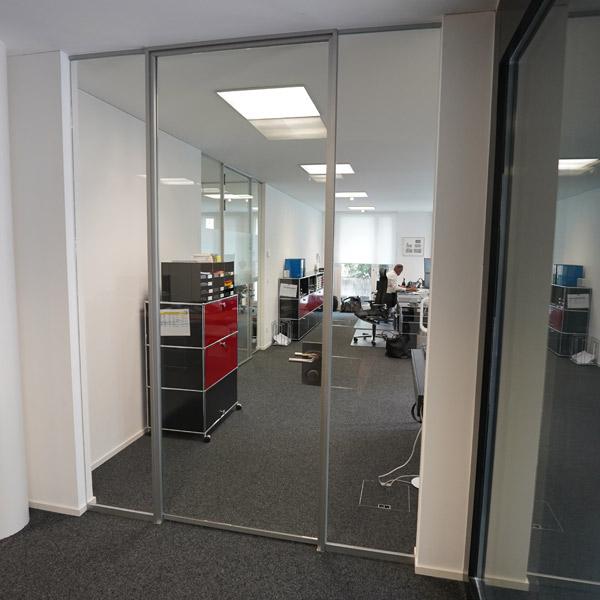 Glas-Abschluss 21079